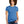 Allmade Women's Azure Blue Tri-Blend Short Sleeve Crew Neck T-Shirt | Allmade® Apparel