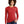 Allmade Women's Rise Up Red Tri-Blend Long Sleeve Crew Neck T-Shirt | Allmade® Apparel