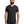 Allmade Men's Space Black Tri-Blend Short Sleeve V-Neck T-Shirt | Allmade® Apparel
