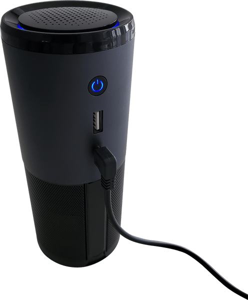 Jet Pure Air Purifier With Allergy And Virus Killing HEPA filter