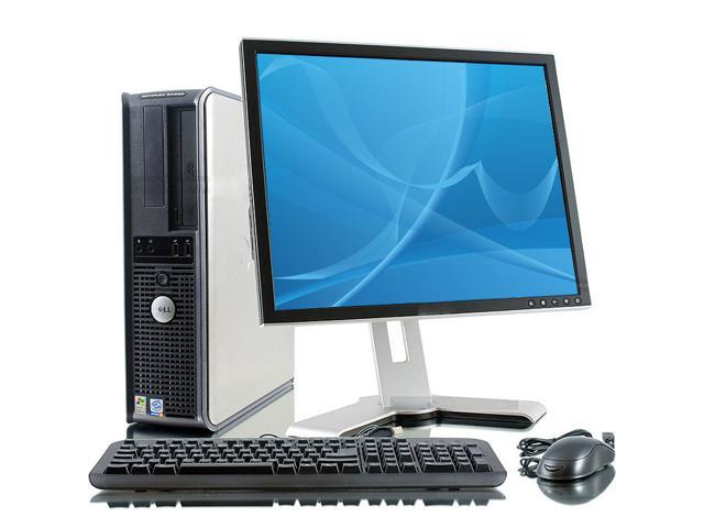 Dell Optiplex & Monitor Combo Deal