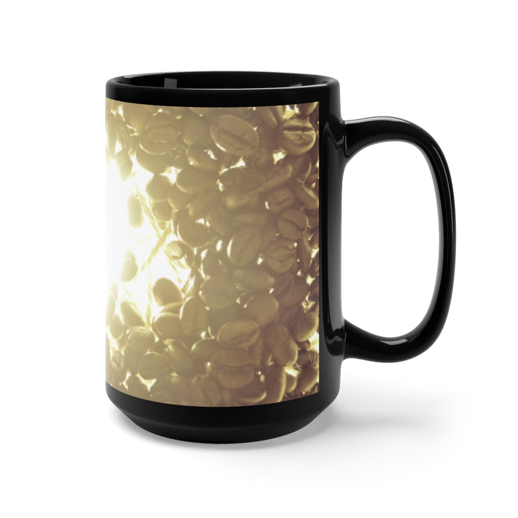 Sunshine and Coffee mug right side