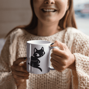 Coffee Kitten Mug