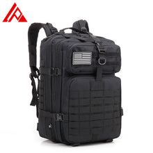 Load image into Gallery viewer, Oxford Tactical Backpack Military Backpack Waterproof Army Rucksack Outdoor Camping Hiking Fishing Large Capacity Bags