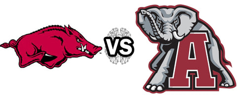 Razorbacks vs. Alabama Live Blog