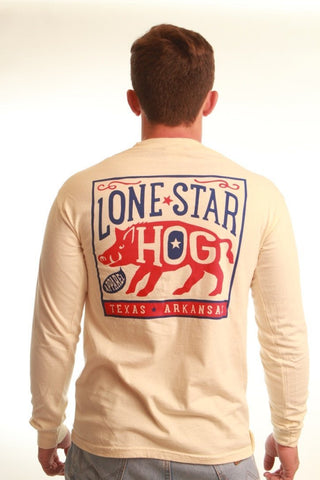 Long Sleeve Tee - Funky Hog Long Sleeve