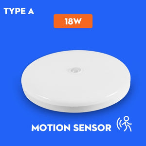 Motion Sensor LED Ceiling Lamps