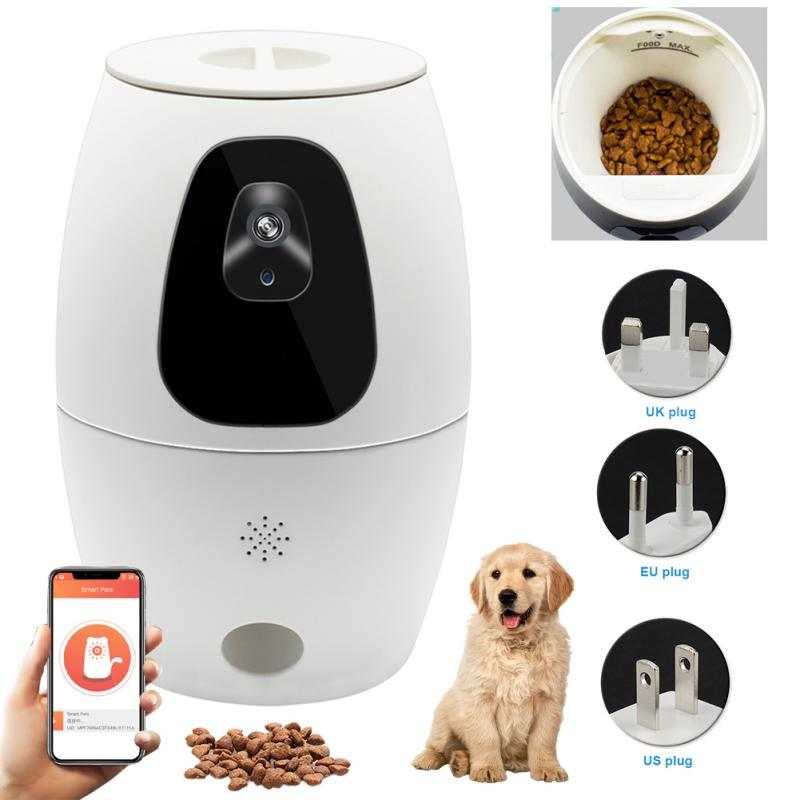 Smart Food Feeding Pet Treat Dispenser