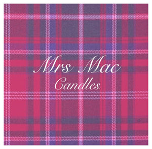 Mrs Mac Candles