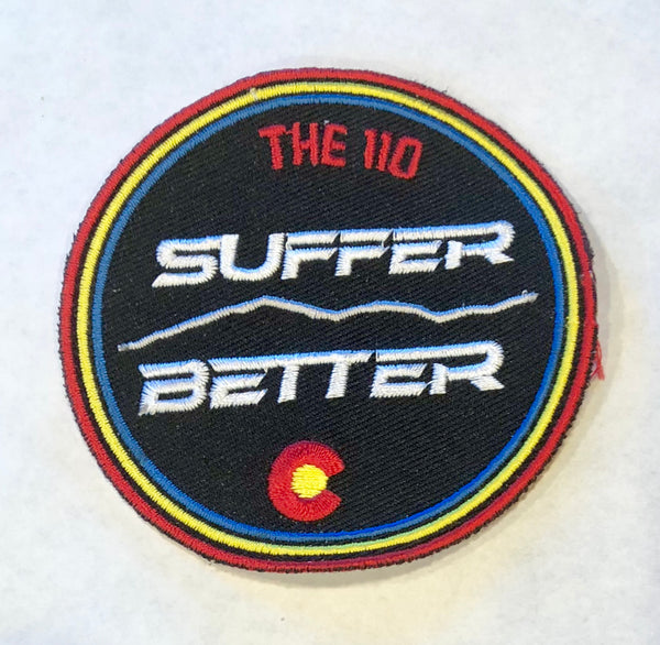 Suffer Better Go Anywhere Patch