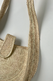 LOOM Imports -Mexican Palm Shoulder Bag