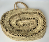 LOOM Imports -Moroccan Spiral Tote