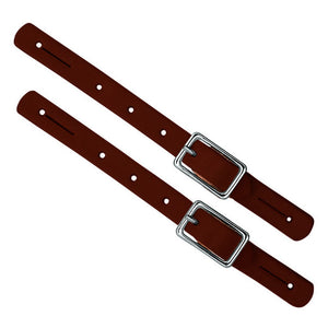 Weaver Kids' Leather Spur Straps