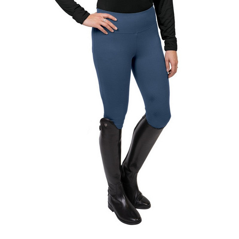 Ovation Women's Allura FLEX GripTec Knee Patch Tight