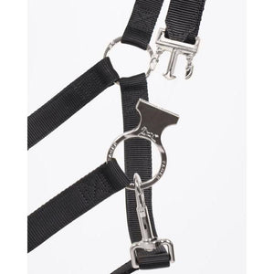 Fager Smart Halter Nylon Black