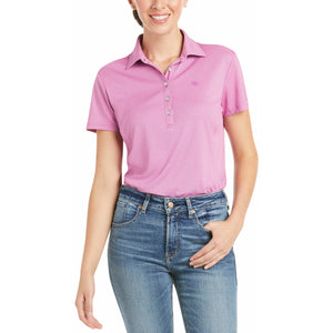 Ariat Women's Talent Short Sleeve Polo Shirt
