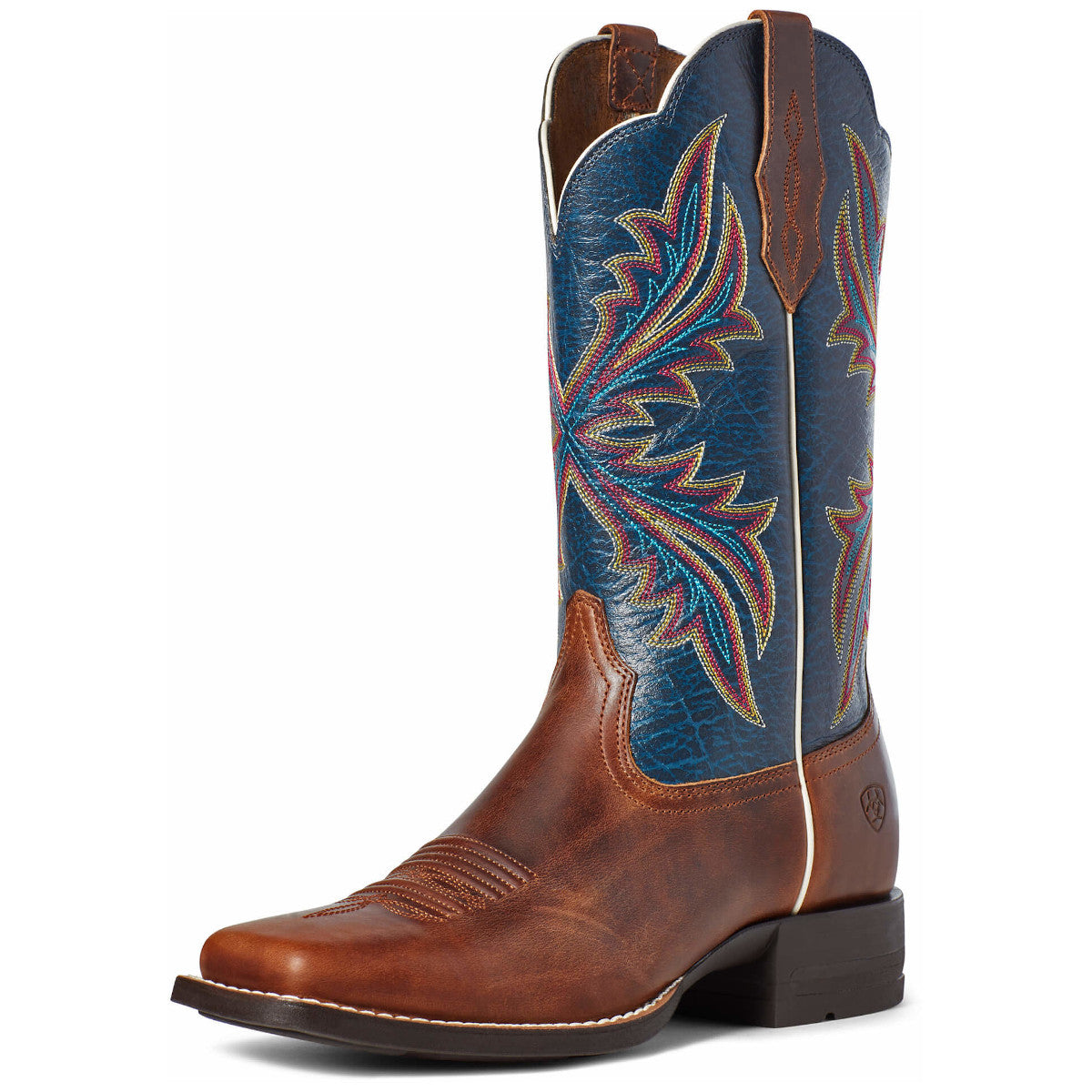 Ariat Women's Russet Rebel West Bound Cowgirl Boots