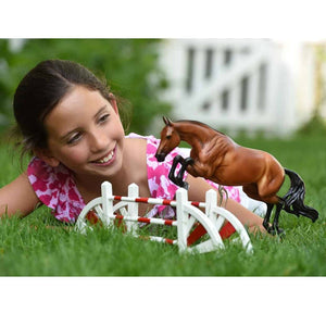 Breyer Voyeur - Champion Show Jumper