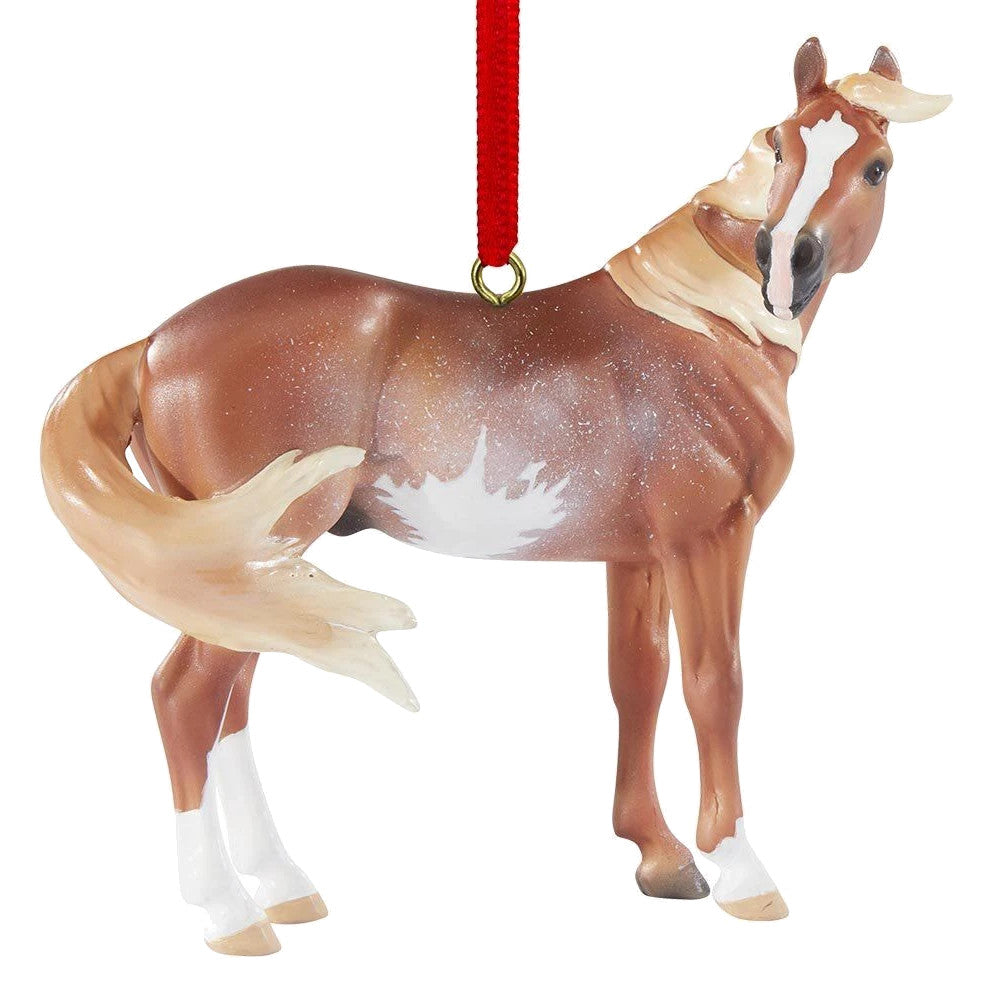 Breyer Mustang - Beautiful Breeds Ornament