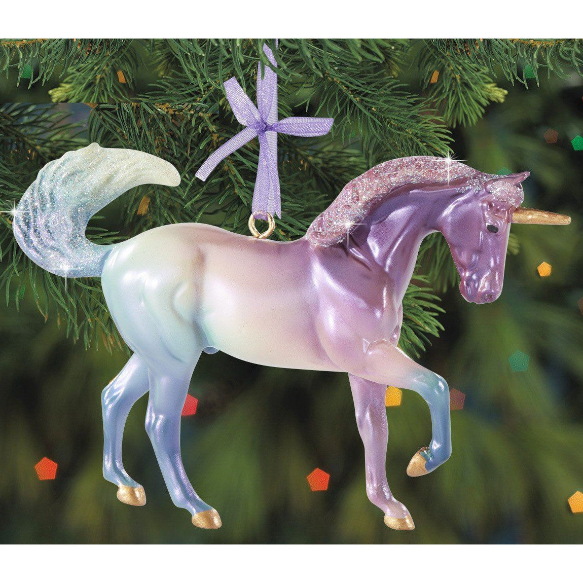Breyer Cosmo - Unicorn Ornament
