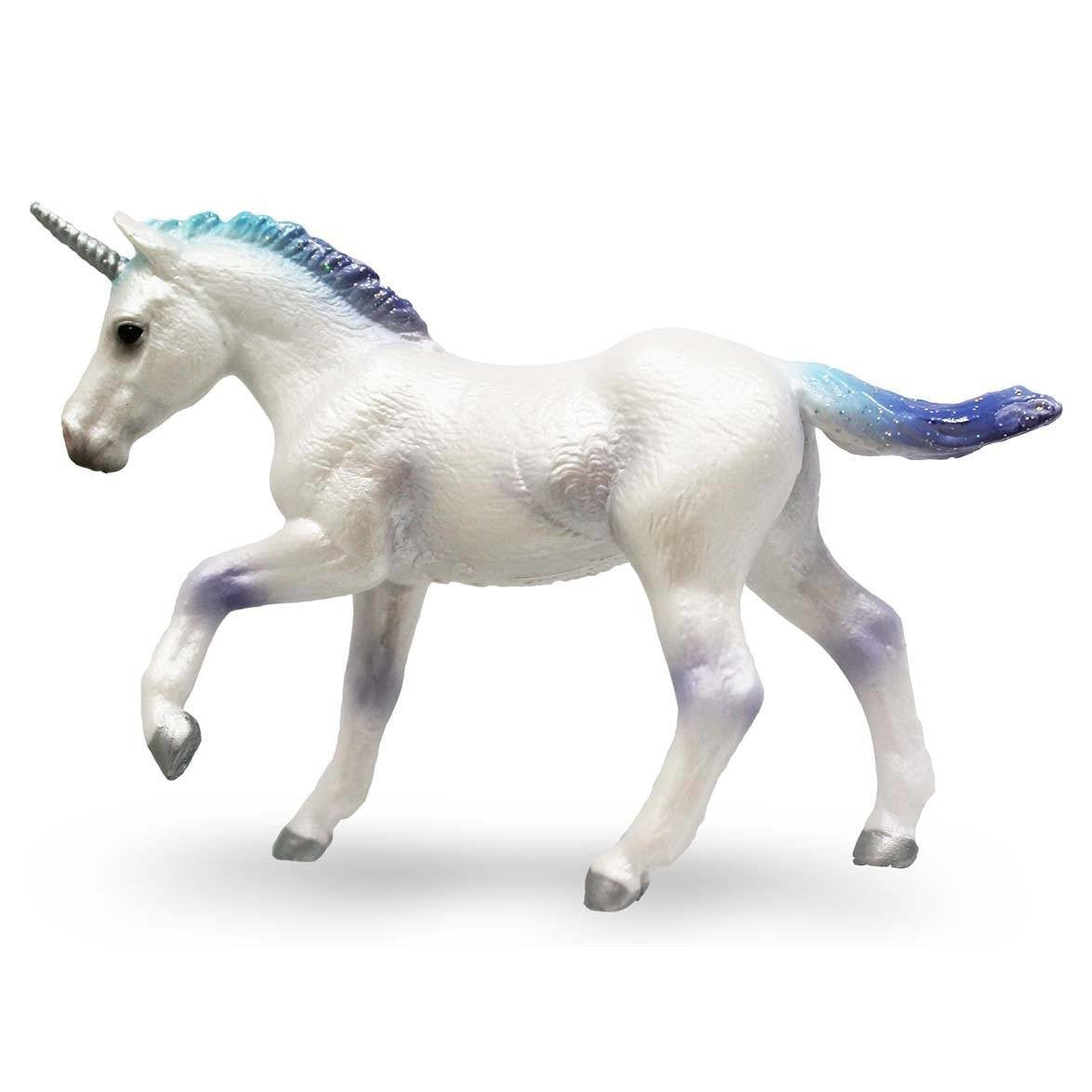 Breyer by CollectA Unicorn Foal Rainbow