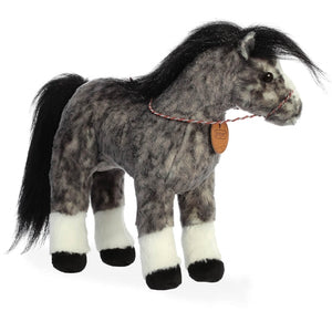 Breyer Showstoppers Andalusian Horse Stuffed Animal
