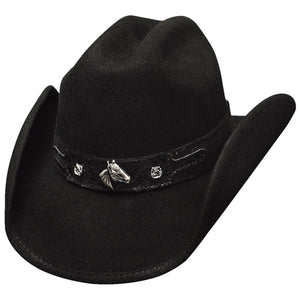 Bullhide Kids' Horsing Around Premium Wool Cowboy Hat