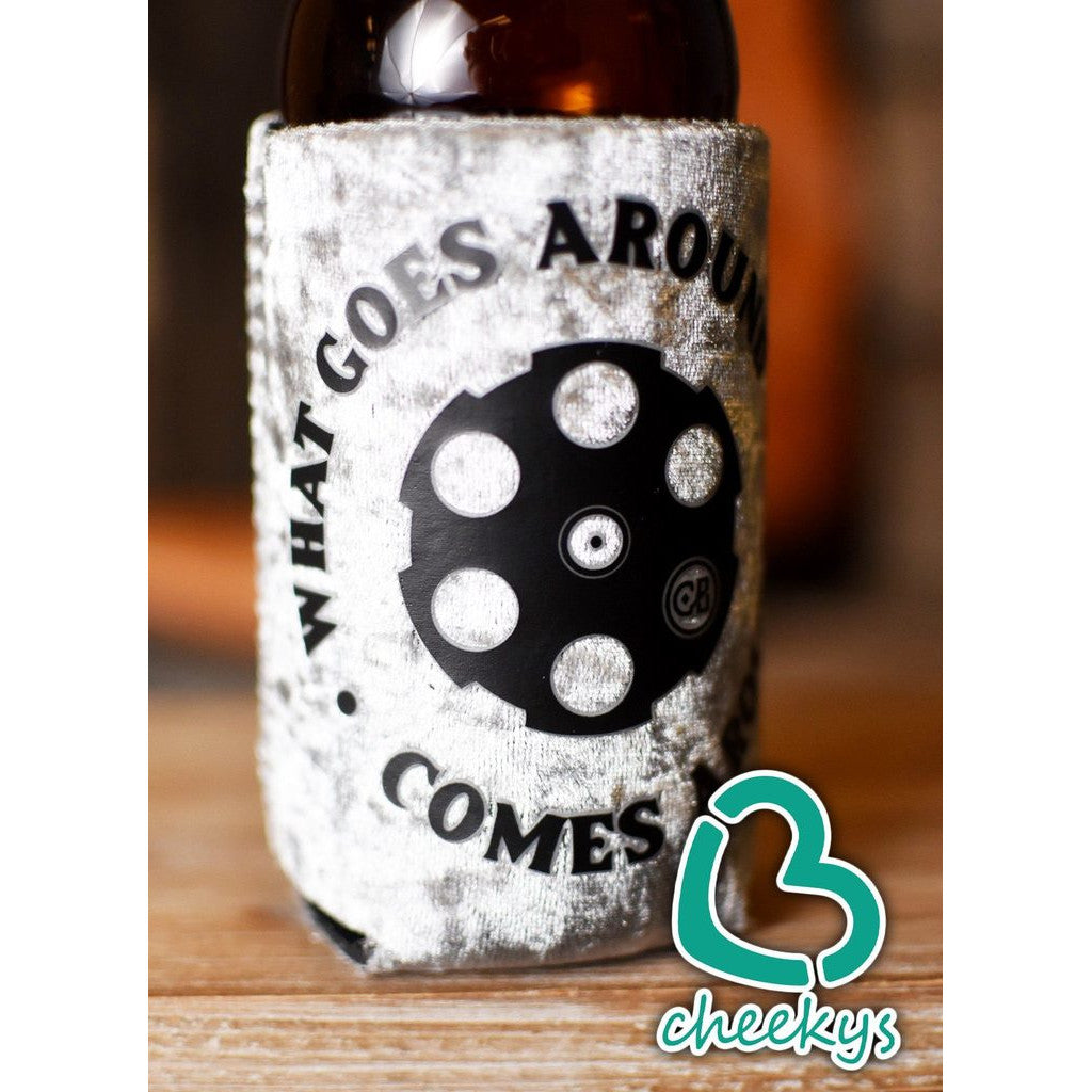 Cheeky's What Goes Around Comes Around Velvet Can Cooler