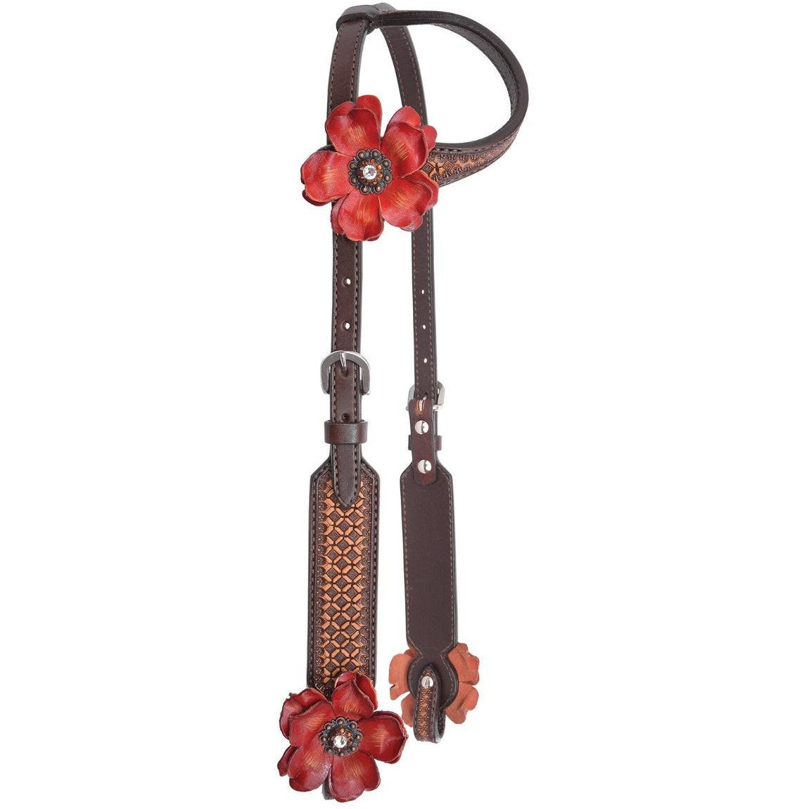 Circle Y Sarah Rose Vintage One Ear Headstall