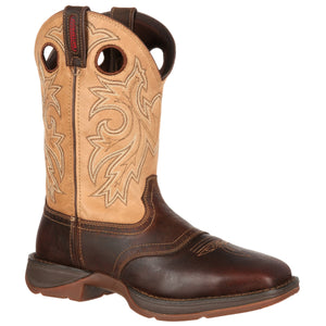 Rebel by Durango Men's Saddle Up Cowboy Boots