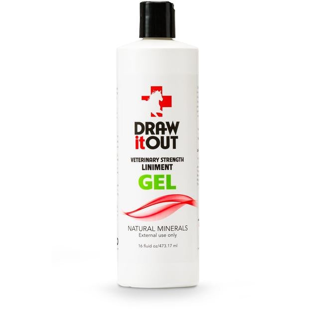 Draw It Out - Veterinary Strength Liniment Gel
