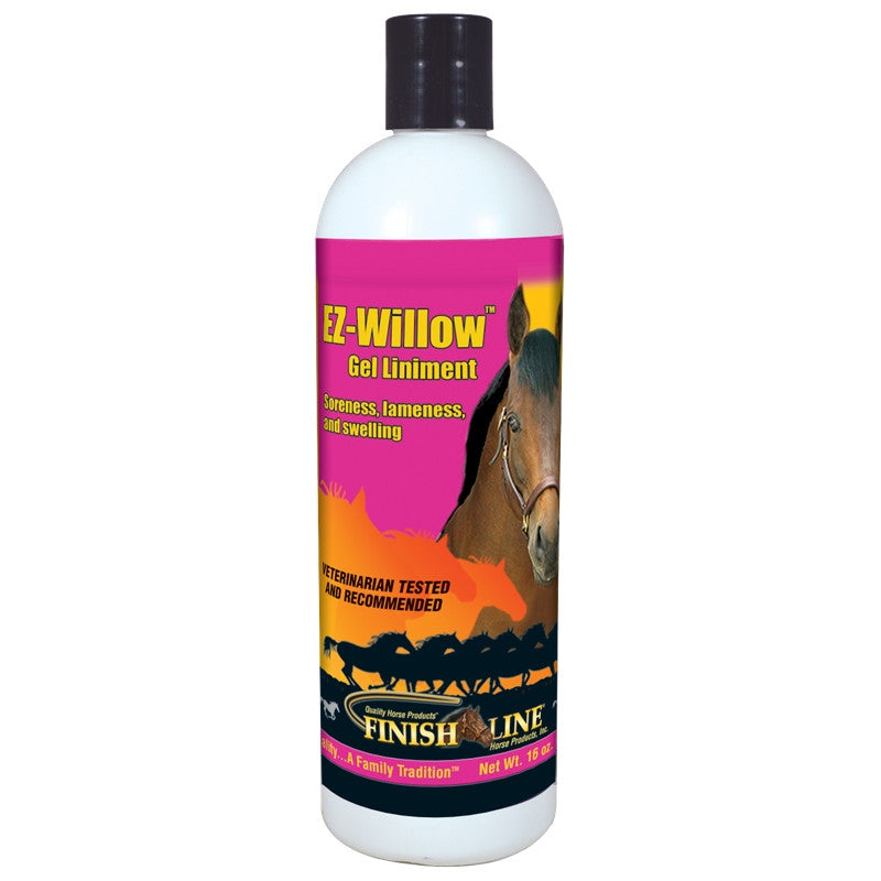 Finish Line EZ-Willow™ Gel Liniment