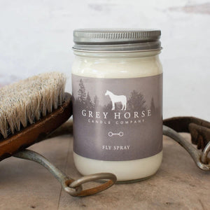 Grey Horse Candle Company 12 oz. All Natural Hand Poured Scented Soy Candle