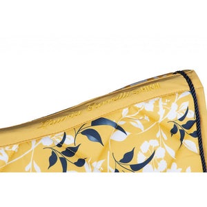HKM Sports Sole Mio Flowers All Purpose Saddle Pad