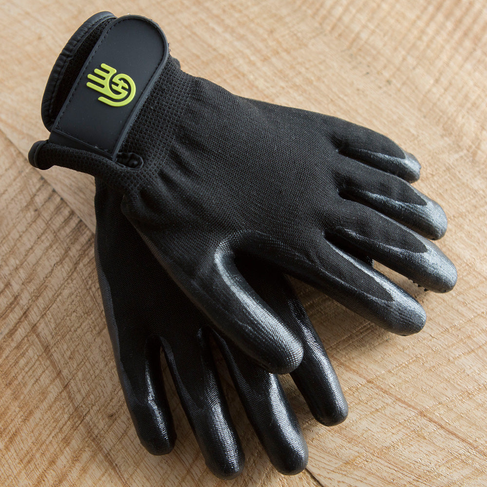 HandsOn All-In-One Revolutionary Bathing / Grooming Gloves