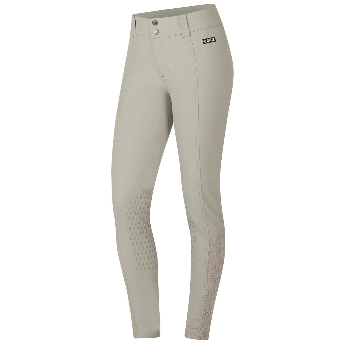 Kerrits Kids' Affinity Ice Fil Knee Patch Breeches