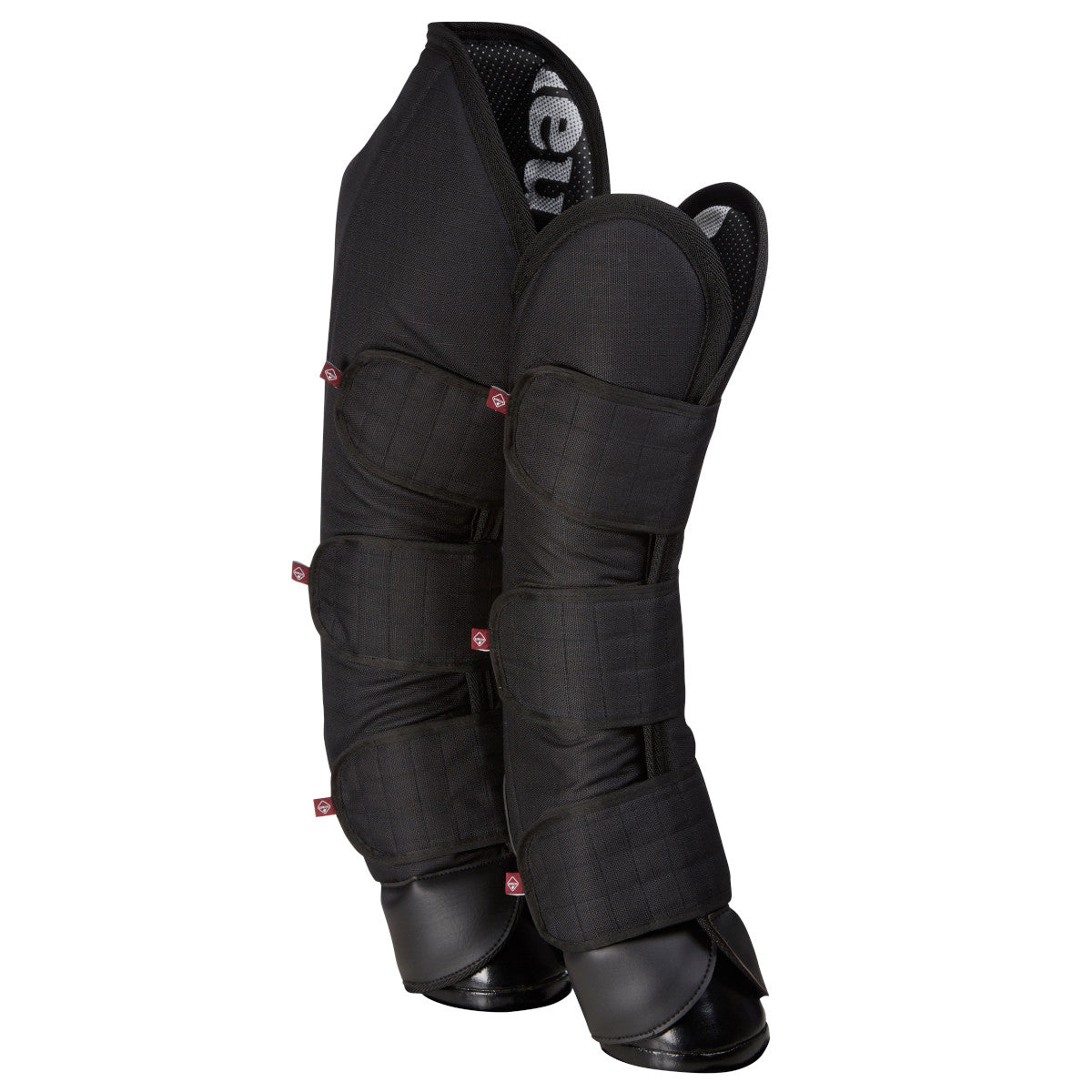 LeMieux Black Carbon Travel Boots