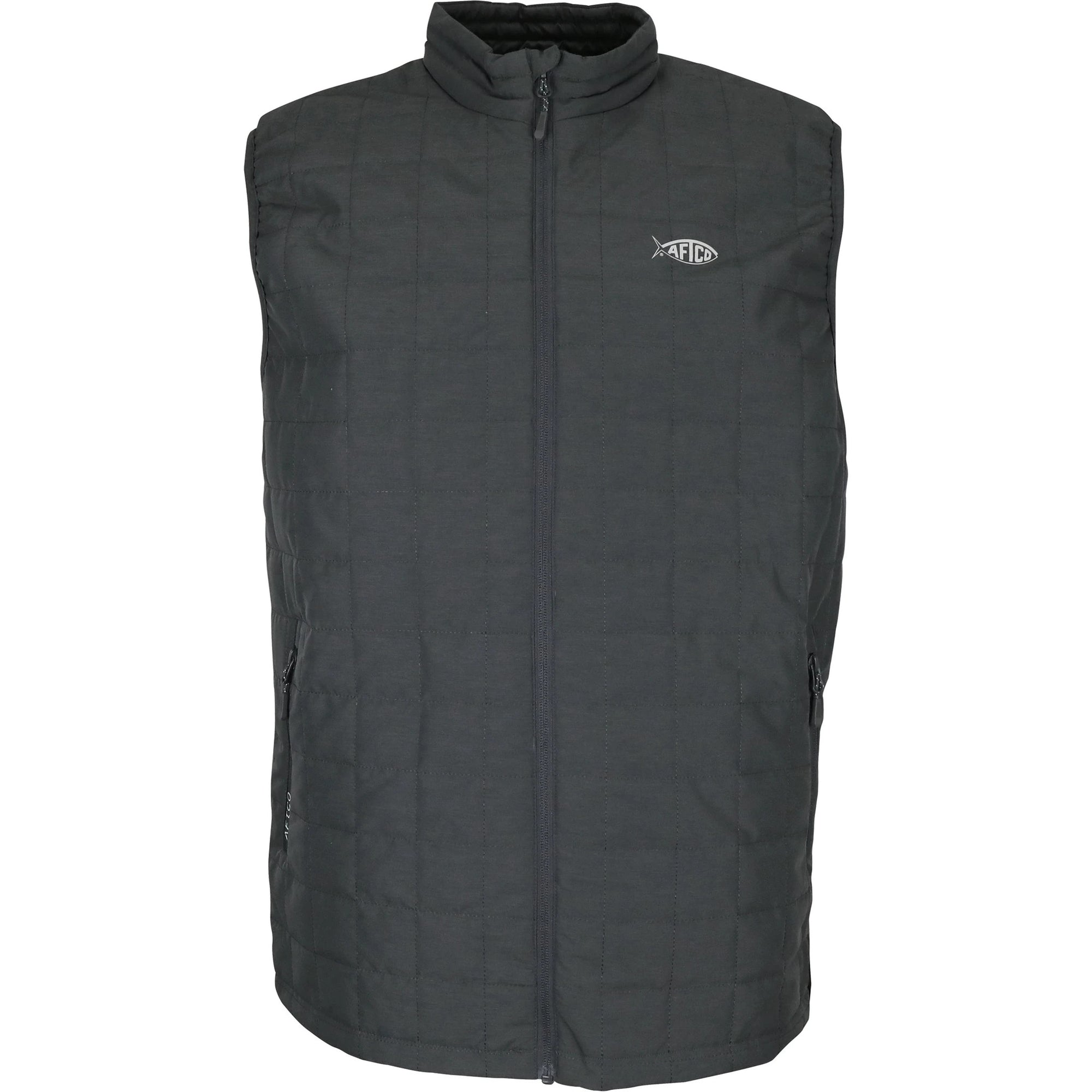 Aftco Men's Pufferfish Insulated Vest