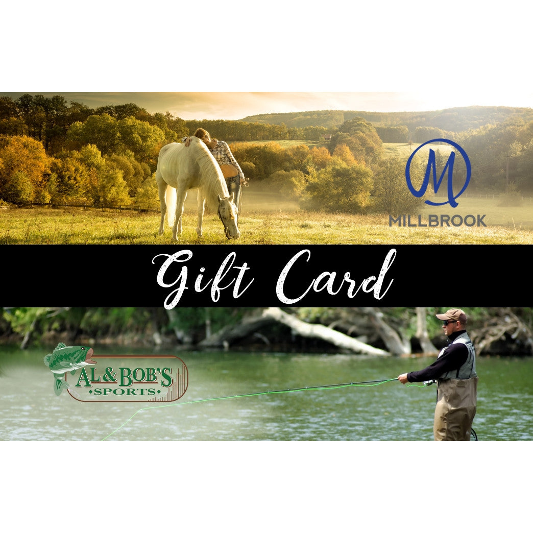 Millbrook Tack Gift Cards