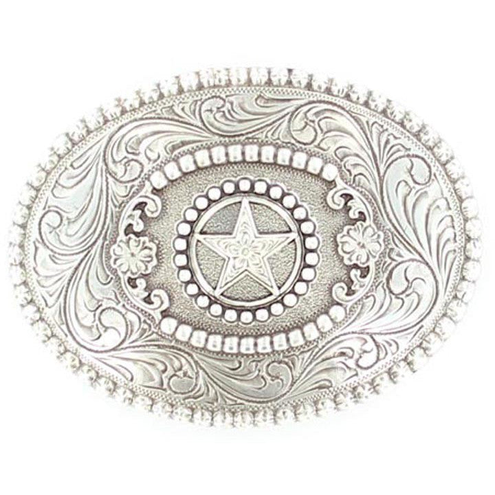 Nocona Star Belt Buckle