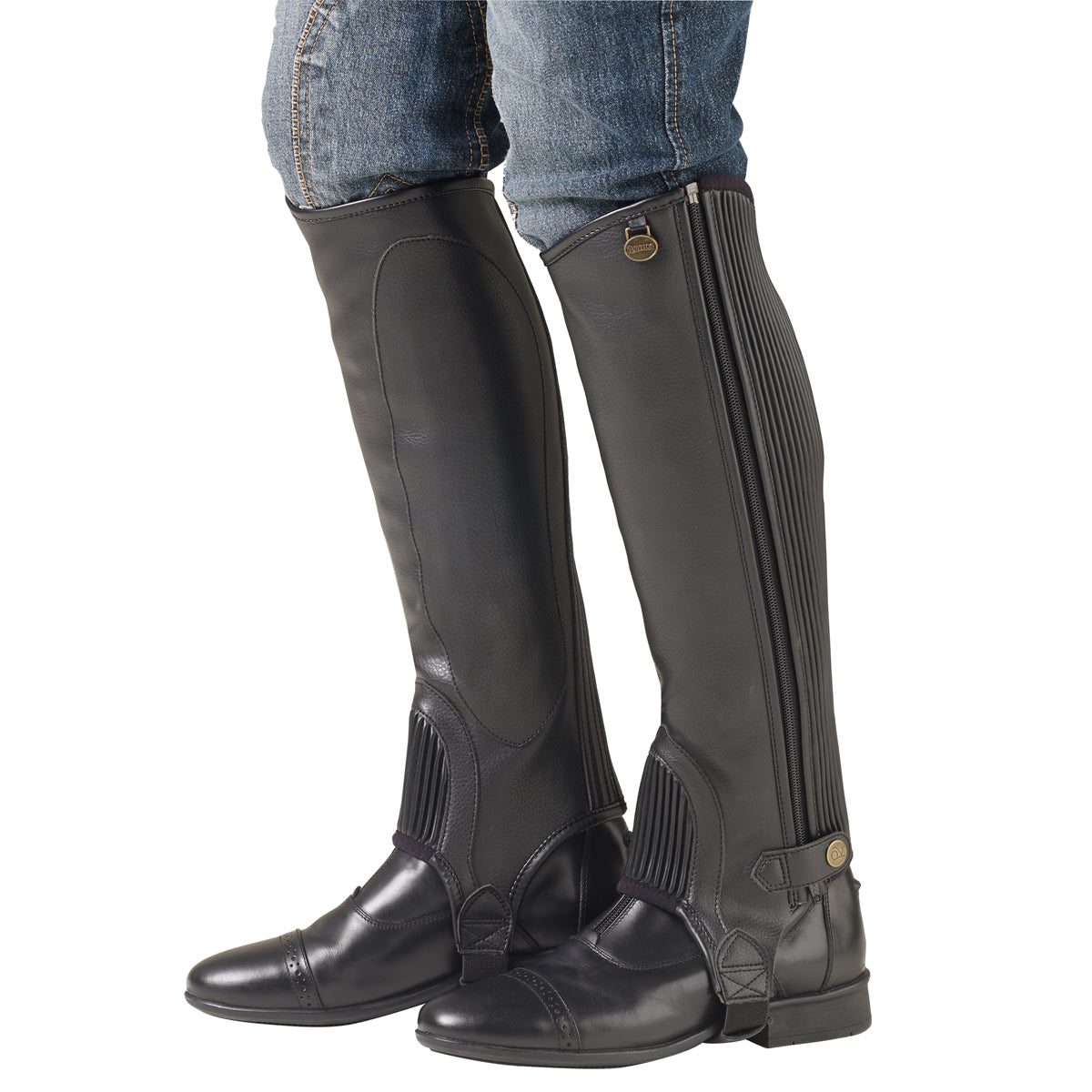 Ovation Kids' EquiStretch II Half Chaps
