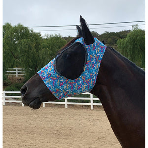Professional's Choice Comfort Fit Lycra Fly Mask