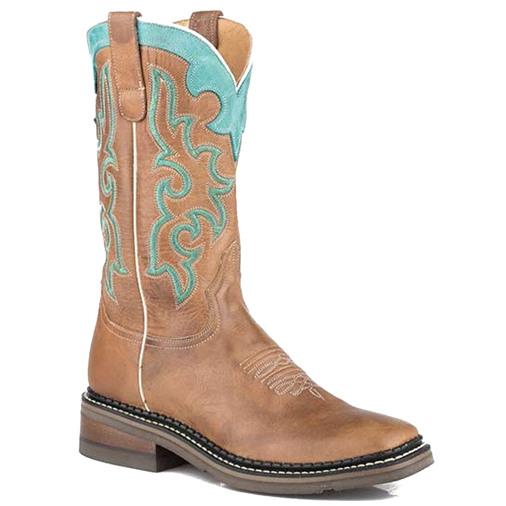 Roper Women's Work It Out Ranch Cowgirl Boots