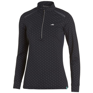 Schockemohle Sports Women's Lucky Page Long Sleeve Functional Shirt
