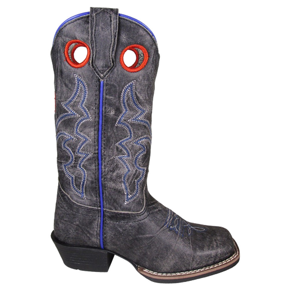 Smoky Mountain Kids' Rosalie Cowgirl Boots