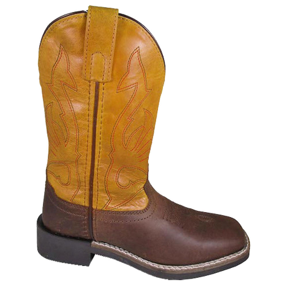 Smoky Mountain Kids' Crockett Cowboy Boots