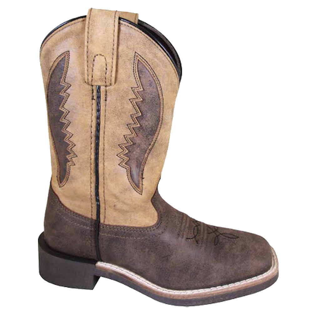 Smoky Mountain Kid's Ranger Cowboy Boots