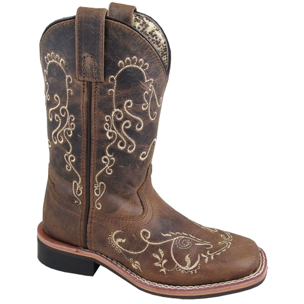 Smoky Mountain Kids' Marilyn Cowgirl Boots