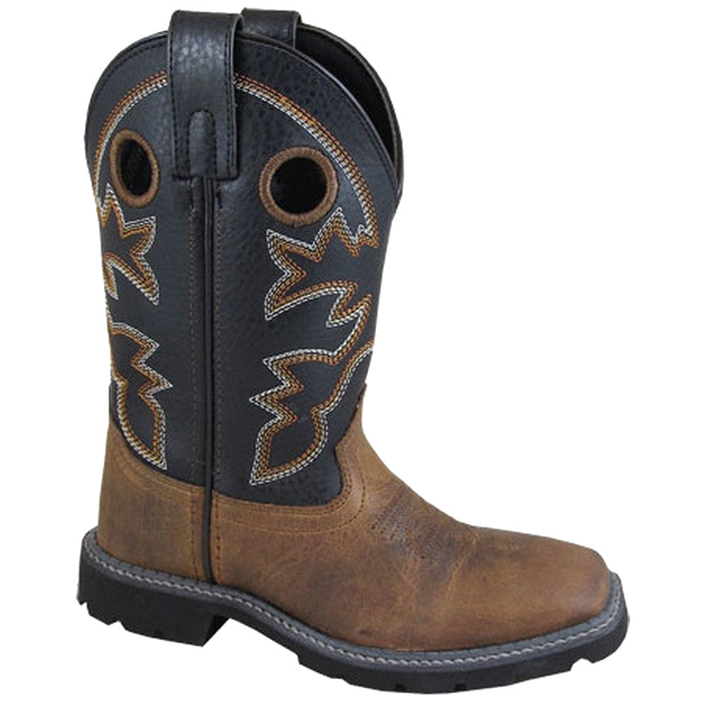 Smoky Mountain Kids' Stampede Cowboy Boots