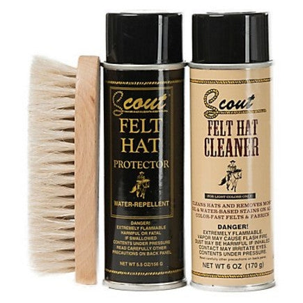 Scout Felt Hat Care Kit